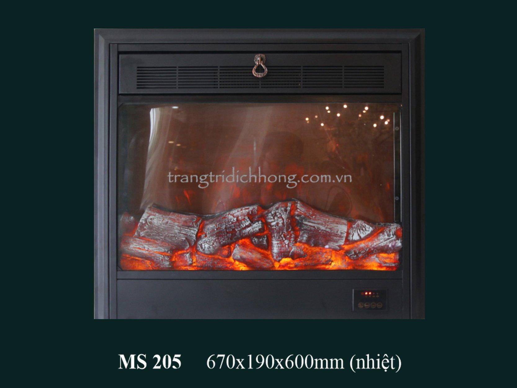 MS 205 nhiet